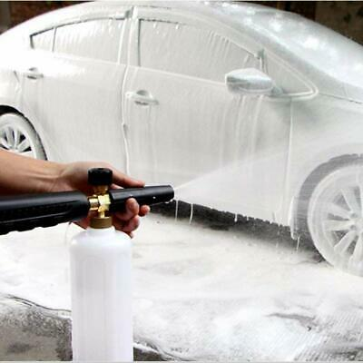 Foam Lance Snow Pressure Washer Car Cannon Wash Soap Jet Gun Bottle 1 4 Spray Sp