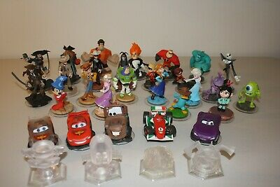 Disney Infinity 1.0 Character Figures Complete Your Collection Buy 4 Get 1 Free