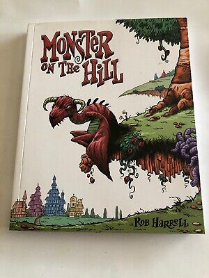 Monster On The Hill by Harrell, Rob (Paperback book, 2013)