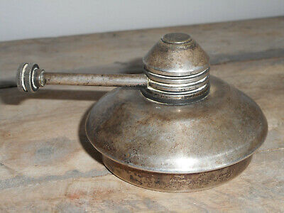 Antique Silverplate Replacement Burner For Chafing Dish, F B Rogers Silver Co.