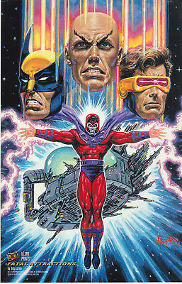 1994 Fleer Ultra X-Men - Ultraprints (large)