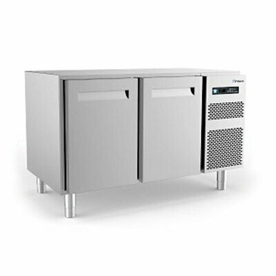 Polaris 170L Two Door Freezer Counter Cabinet