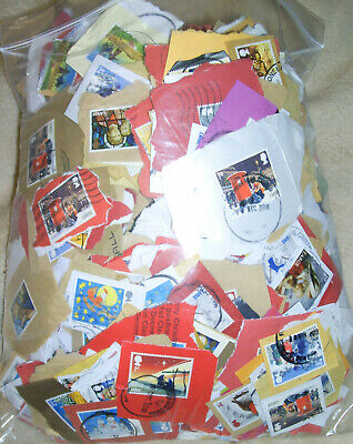 """300G Stamps """"Large""""Non Security Type 1St,2Nd Class Used"""
