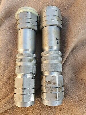 "Holmbury 3/4"" Bsp Flat Face Hydraulic Coupling"