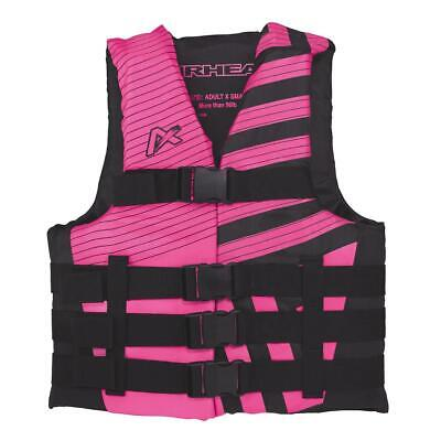 Airhead Trend Closed Side Womens Life Vest (Pink, X-Small)