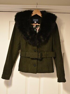 Collectif  Molly Jacket Size 10