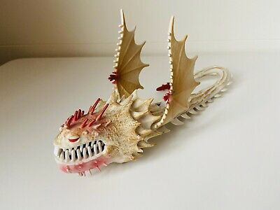 How To Train Your Dragon Screaming Death Action Figure  - Very Rare