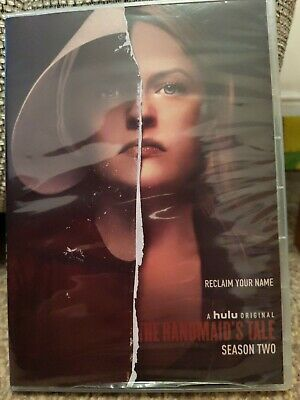 The Handmaids Tale: Season 2 Two (DVD, 2018, 3-Disc Set)