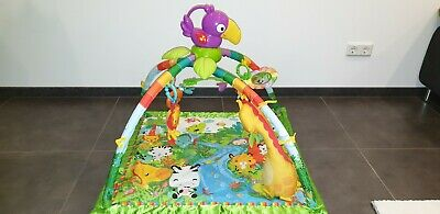 Mattel Fisher Price New Born Rainforest Erlebnisdecke