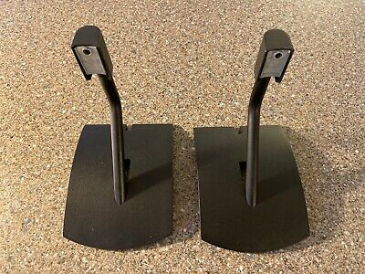 Genuine BOSE UTS-20 Pair of Speaker Stands Lifestyle, Acoustimass, Cinemate, 321