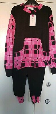 Girls Lounge Suit Tracksuit 13 Years