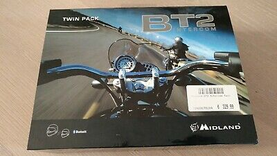 Midland BT2 Twin Pack