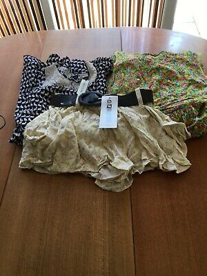 Job Lot Girls  Autograph Age 13 -  Nwt River Island Age 10 And  New Look Age 13