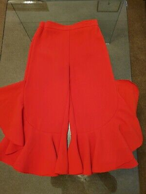 Girls River Island Crop Trousers Age 7-8 Years