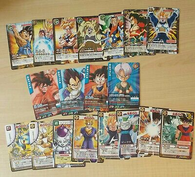 Lote mas de 700 Cards different cardgame jcc Dragon Ball Dragonball Card game sp
