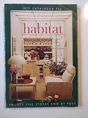 Habitat Vintage Catalogue 1977 - Complete and Good Condition