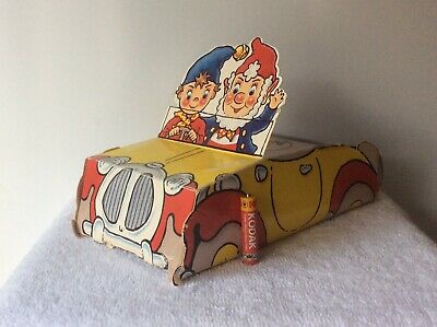 Noddy Card Car Full Box Of 2-Ply Soft Tissues 1992.