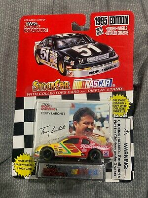 1995 Terry Labonte Kellogg's Racing Champions 1/64 NASCAR Diecast