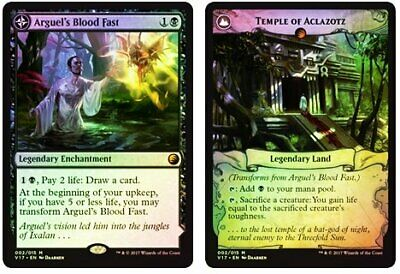 NM//MT! FOIL From the Vault : Transform ** Bloodline Keeper ** FTV Unplayed
