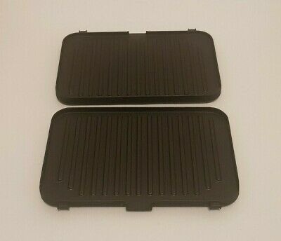 Cuisinart GRSM2U Grill and sandwich PLATES ONLY