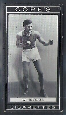 Cope Copes-Boxers Boxing-#042- Willie Ritchie