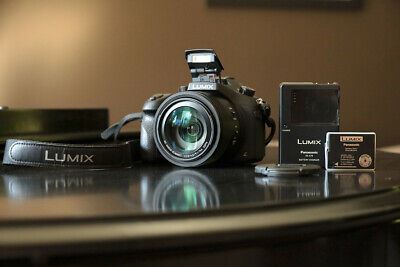 Panasonic LUMIX DC-FZ1000 20.1MP Digital Camera - EX+ condition