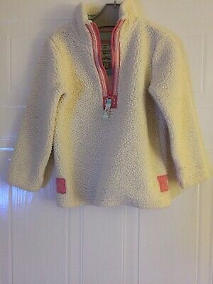 Joules Girls Fleece Aged 3 Years