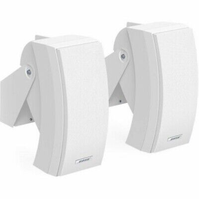 Bose Professional Panaray 302 A Two-Way Loudspeaker-White - Pair (Brand New)