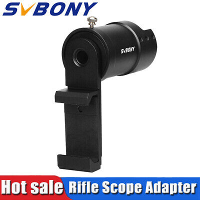 SVBONY Rifle Scope Smartphone Mount System Adapter for Phone Camera Mount Hunt