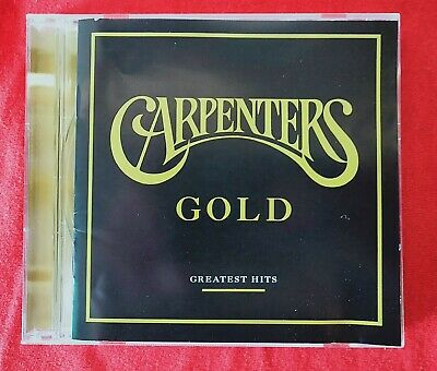Carpenters - Gold Greatest Hits best of cd 20 song album very good used