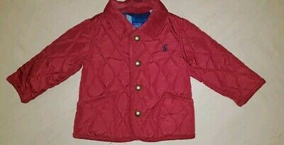 Baby Joules Coat 6-9 Months
