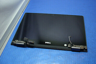 FHD Dell Inspiron 1H0JY 01H0JY Touch LCD Screen Replacement Bezel *double hole*