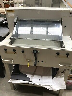 Used Printing Equipment-Guillotine