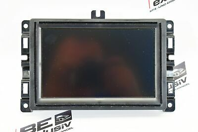 Jeep Renegade MultiJet Facel. Bildschirm Display Monitor Multimedia 521093980