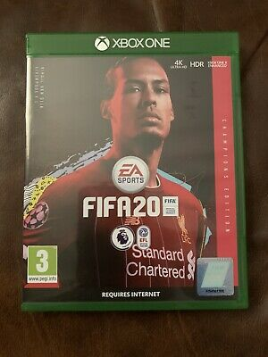 FIFA 20 Champions Edition (Xbox One) (Mint condition)