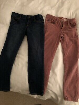 Girls Winter Trousers Age 6 Gap & Zara