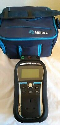 NEW Metrel MI3309BT Delta PAT Tester UNUSED >>> free post <<< LOW RESERVE