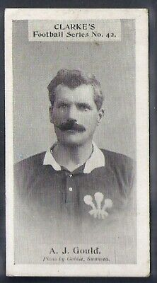 Clarke-Football Series-#42- Rugby - Gould