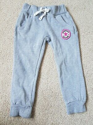Girls Converse All Star Jogging Bottoms Age 2-3 Years