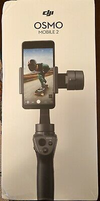DJI Osmo Mobile 2 Handheld Gimbal Stabilizer Holder Smartphone Camera 3axis