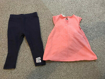 George Peppa Pig Girl Leggings 1-1.5 Years And H&M Top EUR 92