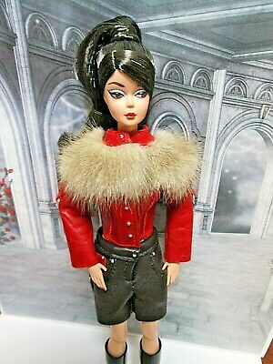 OOAK, outfit, handmade clothing for Silkstone Vintage Barbie Fashion Royalty