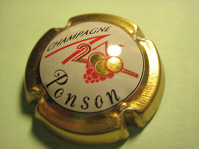 capsule AN 2000 PERSO   PONSON sur 617  or