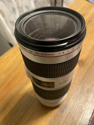 Canon EF 70-200mm F/4 L IS USM (video Available)