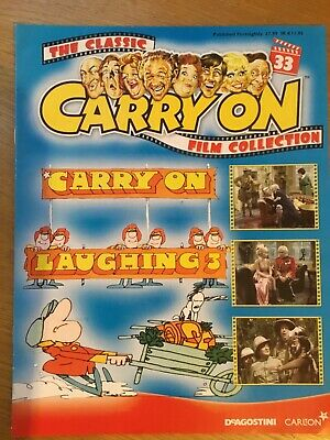 The Classic Carry On Film Collection #33 Carry On Laughing 3