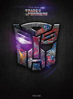 Artbook THE ART OF THE TRANSFORMERS