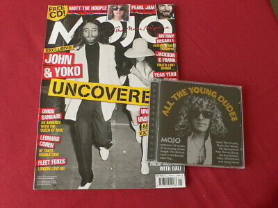 Mojo magazine With Cd May 2009 Like new condition. John & Yoko