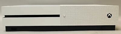 Microsoft Xbox One S 500GB Console Only - White TESTED Model 1681