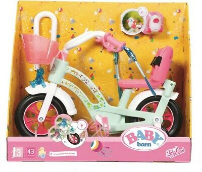 NEW Baby Born Play & Fun Bike from Mr Toys