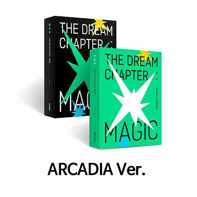 THE DREAM CHAPTER: MAGIC by TXT(TOMORROW X TOGRTHER) [Arcadia Ver.] Black